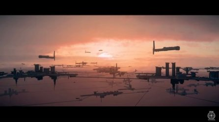 Star Citizen Alpha 3.14 Brings Cloud City Orison and Gas Giant Crusader