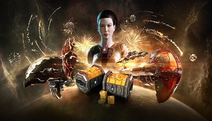 EVE Online Amarr Foundation Day Event Live Through August 12