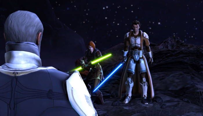 Combat Styles Coming To Star Wars The Old Republic