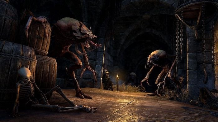 Final Elder Scrolls PTS Patch Ahead of Waking Flame Brings Final Round of Fixes