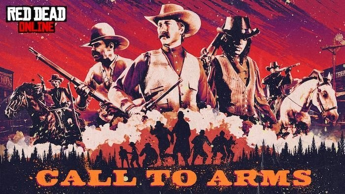 Red Dead Online Receives New Call to Arms Survival Mode