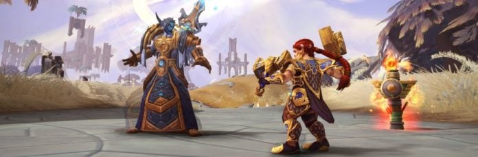 World of Warcraft reverses course on player customization and promises more