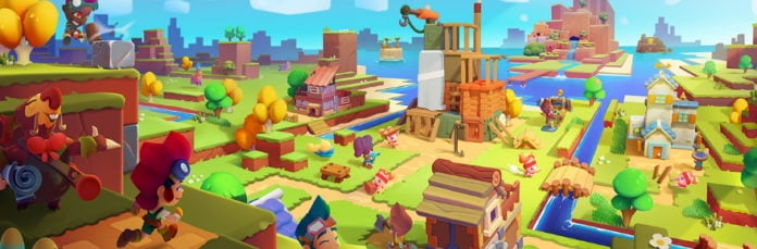 Project X is a mobile 'social sandbox MMO' full of resource gathering and house building in closed beta